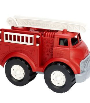 Toy Fire Truck Day at CFFM