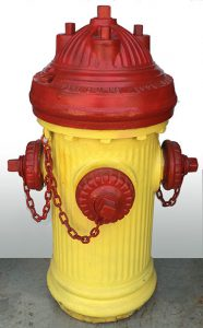 HiPressure Fire Hydrant