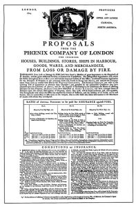 Phoenix Com. of London Ad